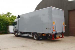 Scania Fine Art Carrier