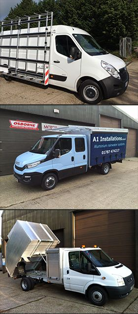 commercial vehicle bodies supplier
