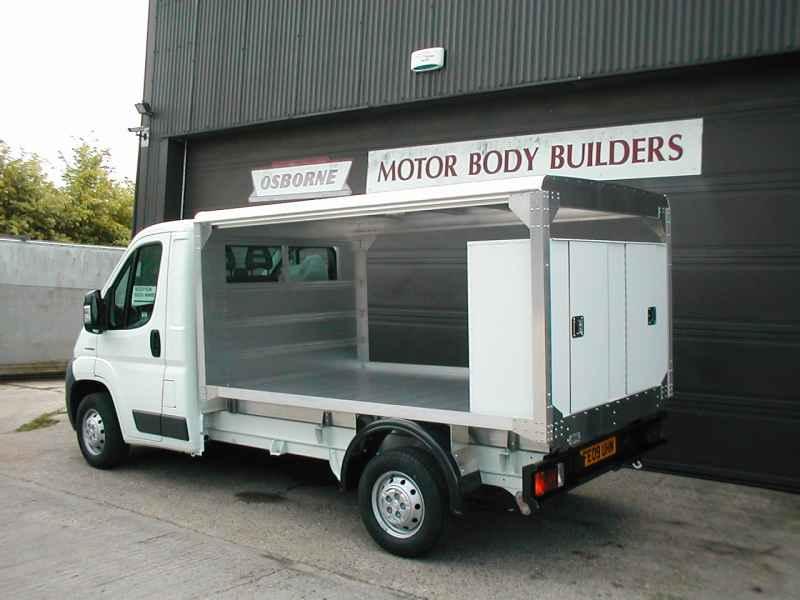 Commercial Vehicle Bodies - Osborne Motor Bodies