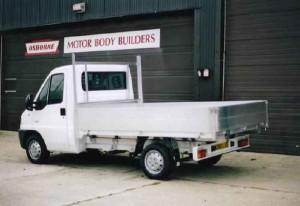Type C Dropside Truck