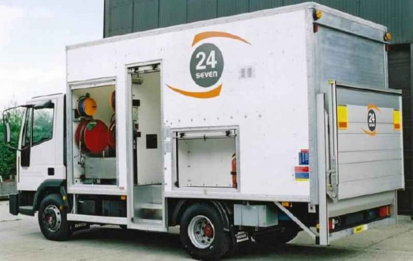 Oil Filtration Vehicles