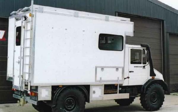 Live Line Box Van