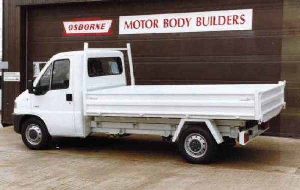 Budget Steel Tipper – Painted