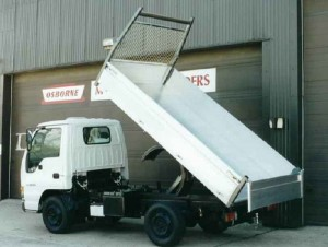 Budget Alloy Tipper - Clean Unpainted